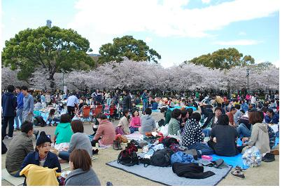 鶴舞公園の奏楽堂A