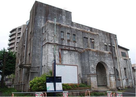 加納宿町役場