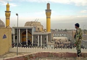 Askari Mosque_after Feb2006