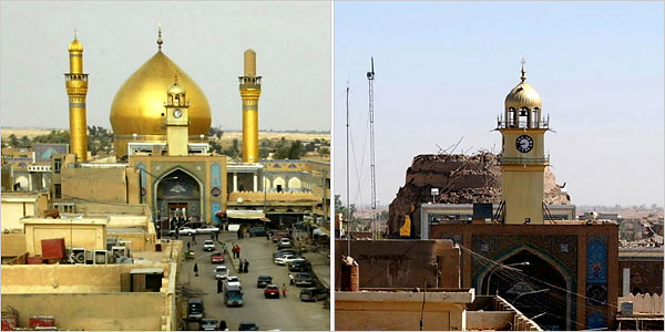 Askari Shrine_before and after