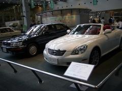 トヨタ産業記念館車