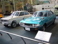 トヨタ産業記念館車1