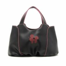 SAVOY redプードル バッグ