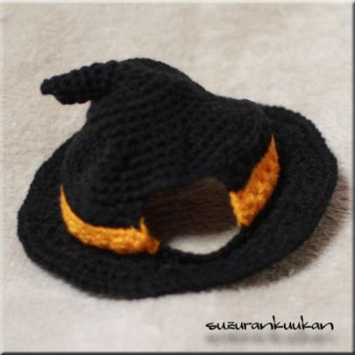 ハロウィン帽子帽子003 右側から