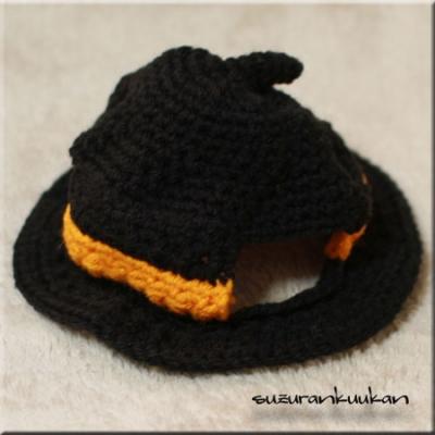 ハロウィン帽子004