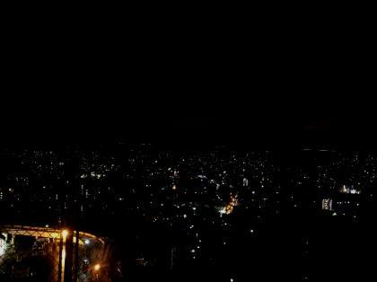 稲佐山中原夜景