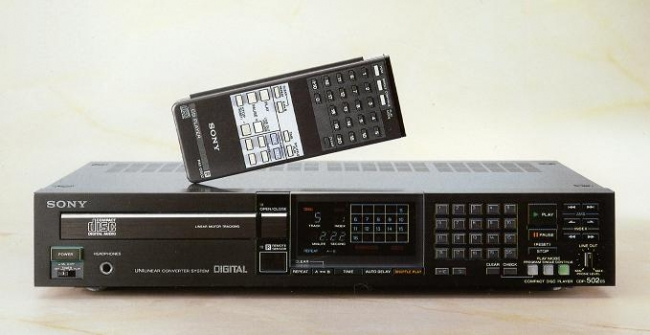 CDP-502ES 1984
