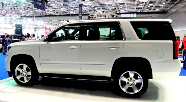 New Tahoe Side