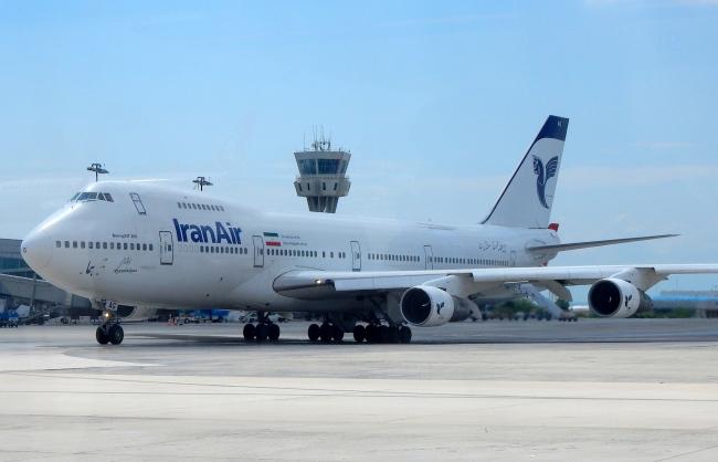 イラン航空 B747 3