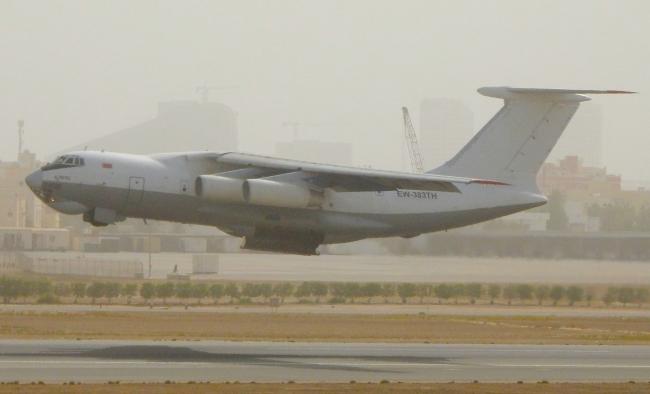 IL-76TD Take Off 1