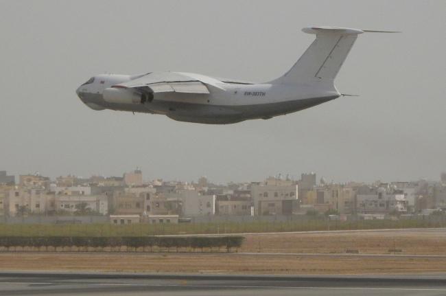 IL-76TD Take Off 2