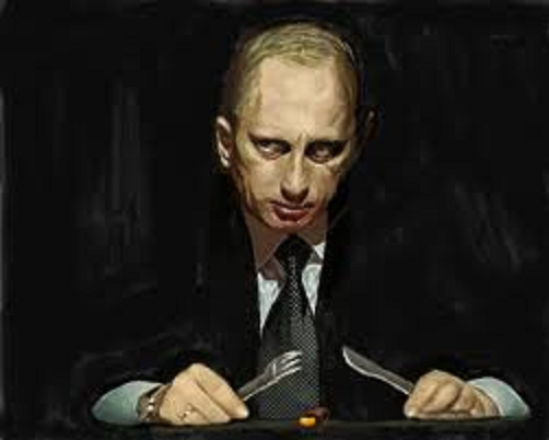プーチン絵