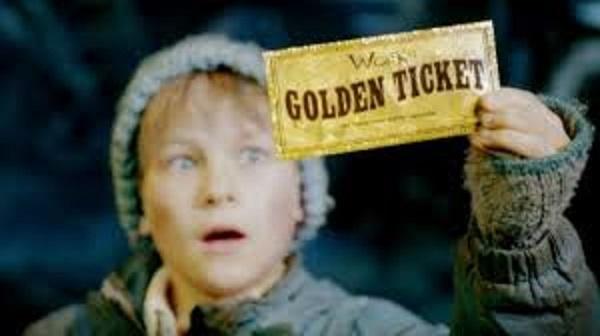 ゴールデンチケット