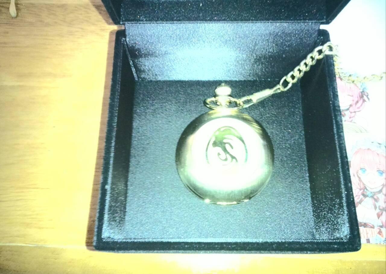 RS金時計