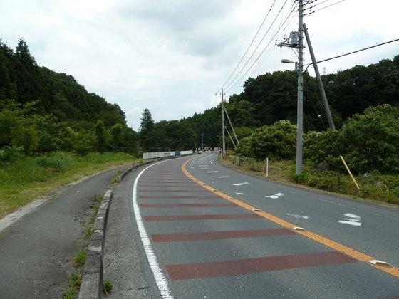 国道254号線(旧道)