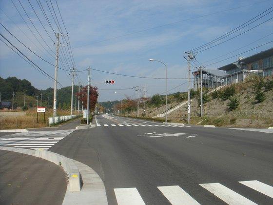 国道254号線小川バイパス