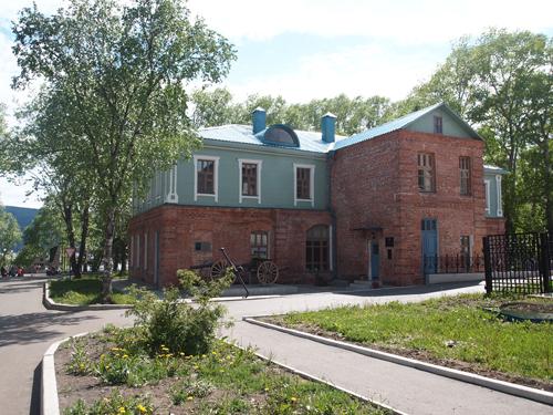 ニコラエフスク資料館