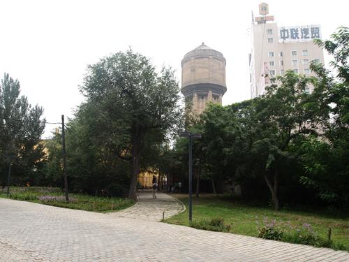 旧千代田公園(中山公園)