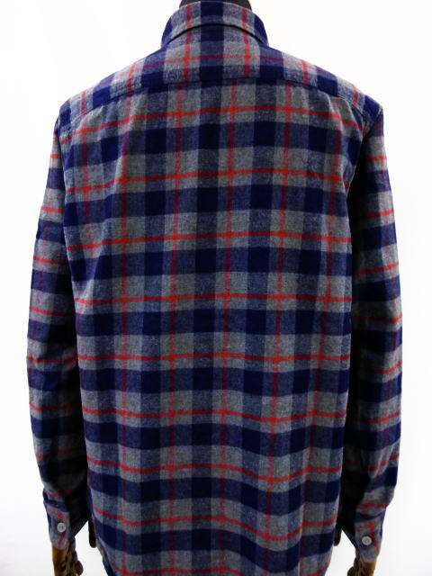 SOFTMACHINE FOUR LEAF FLANNEL