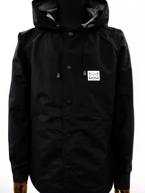 INTERFACE 3LAYER HOODED COACH JKT
