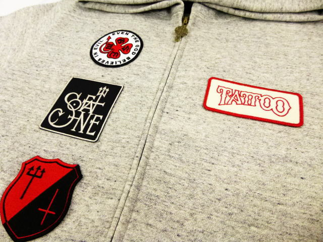 SOFTMACHINE MEDALS HOODED