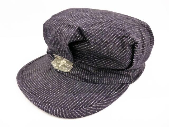 GANGSTERVILLE REGGIE-WORK CAP