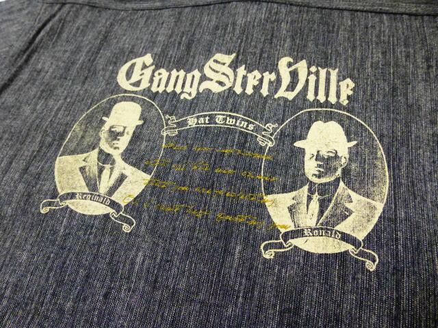 GANGSTERVILLE TWINS