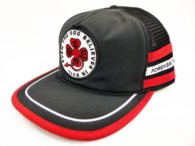 SOFTACHINE FOUR LEAF CAP