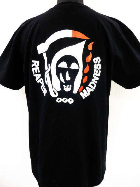 INTERFACE REAPER MADNESS TEE