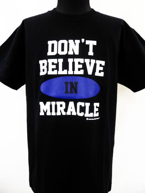 INTERFACE DON'T BELIEVE TEE