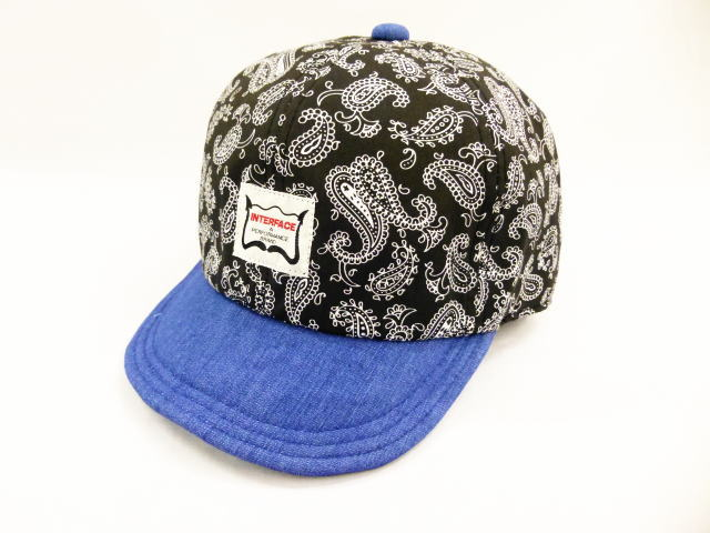 INTERFACE PAISLEY CAP