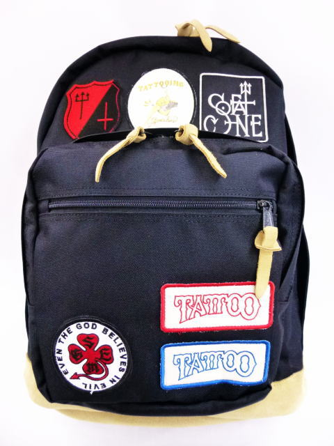 SOFTMACHINE MEDALS BACK PACK
