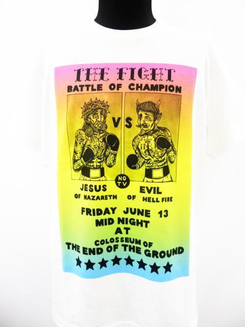 SOFTMACHINE THE FIGHT-T