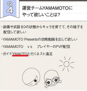 Y・・・MAOTO