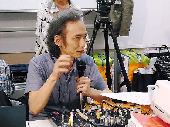 写真速報 レイバーネットTV放送~PC遠隔操作事件 ズバリ!片山祐輔さんに聞く