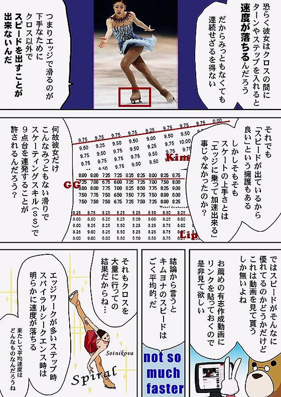 キムヨナ選手の疑惑 最初のお話・2