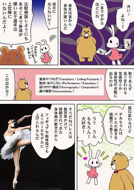 14キムヨナ選手の疑惑 「表現力」と「バレエ」