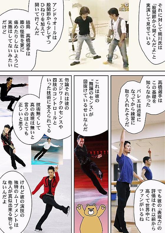 21キムヨナ選手の疑惑 「表現力」と「バレエ」