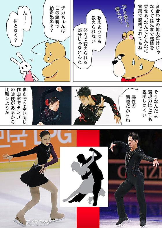 22キムヨナ選手の疑惑 「表現力」と「バレエ」