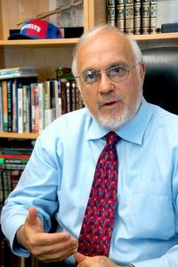 エイブラハム・クーパーさん米国のユダヤ人人権団体「サイモン・ウィーゼンタール・センター」(本部ロサンゼルス)のエイブラハム・クーパー副代表