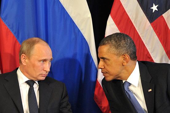 第三次世界大戦がささやかれている プーチンとオバマ