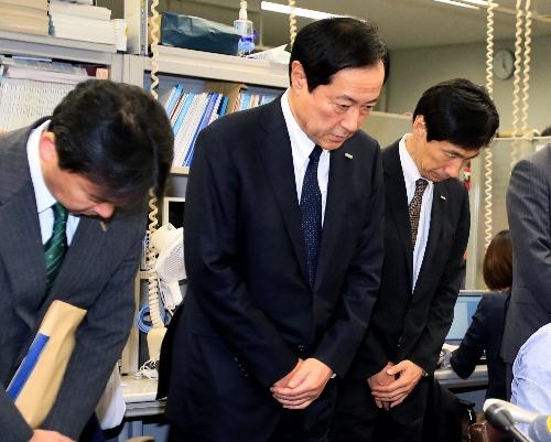 みずほ銀行の佐藤康博頭取、反社会的勢力へ融資