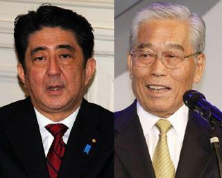 安倍晋三とフジテレビ日枝久会長の蜜月 安倍首相の甥っ子が今年4月からフジ入社