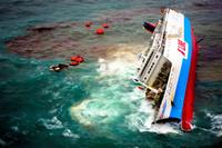 韓国船沈没 ずさんな安全管理…日本の類似事故「死者ゼロ」に関心