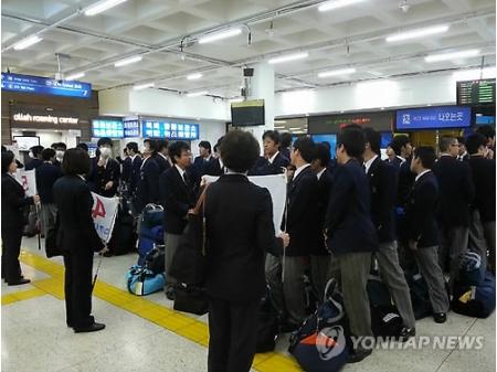 【日韓】智辯学園、ソウルで韓国修学旅行40回の記念式典