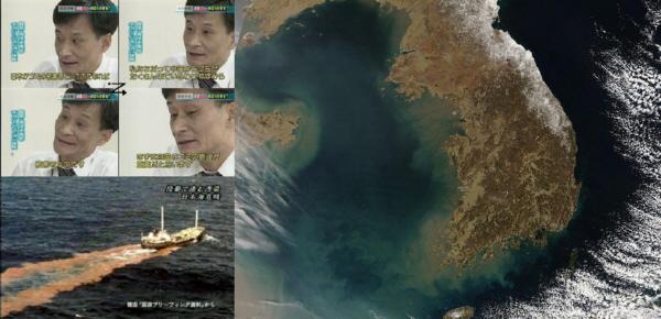 ゴミ海洋投棄の実態~下水汚泥、日本では0.2%、韓国は70%が海へ