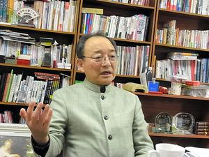 調査を提起した東アジア文化交流協会の厳鎬烈(オム・ホヨル)顧問(68)