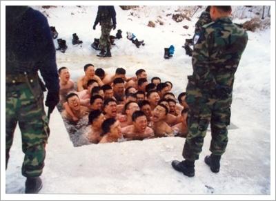 韓国軍・兵役