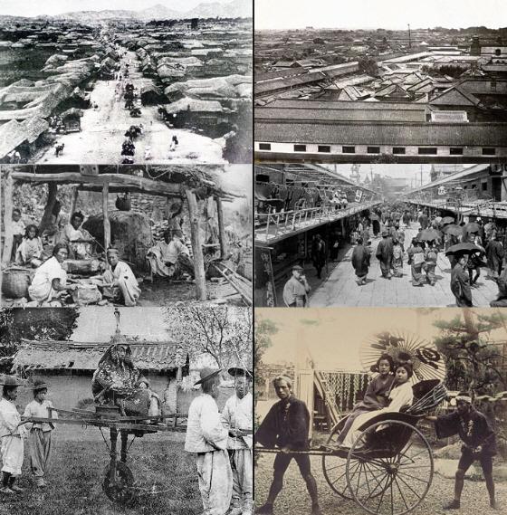 江戸時代の日本は、明らかに朝鮮よりも進んだ国家