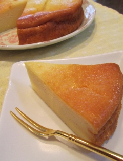 超簡単♪HMでヨーグルトケーキ (240x315)